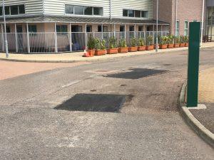 Buckland pothole repair experts
