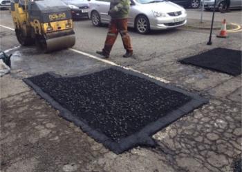 pothole repairs Crockham Heath
