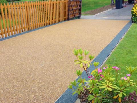 resin driveway company the UK