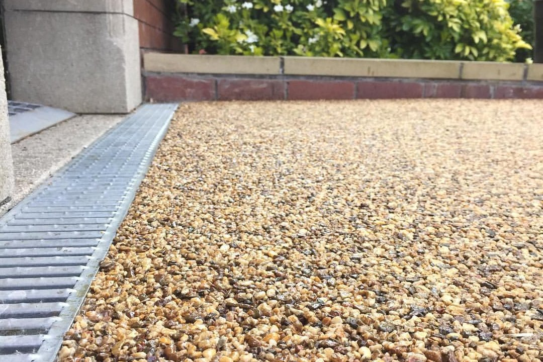 commercial resin surfacing the UK
